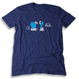 beer camp michigan t shirt
